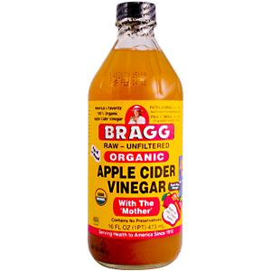 Tired of dry scalp and want to retain MORE length? Three letters: ACV